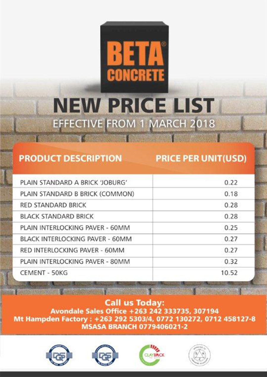BETA-CONCRETE-PRICE-LIST-MAR-2018