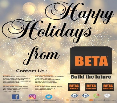 Beta Holidays 2019
